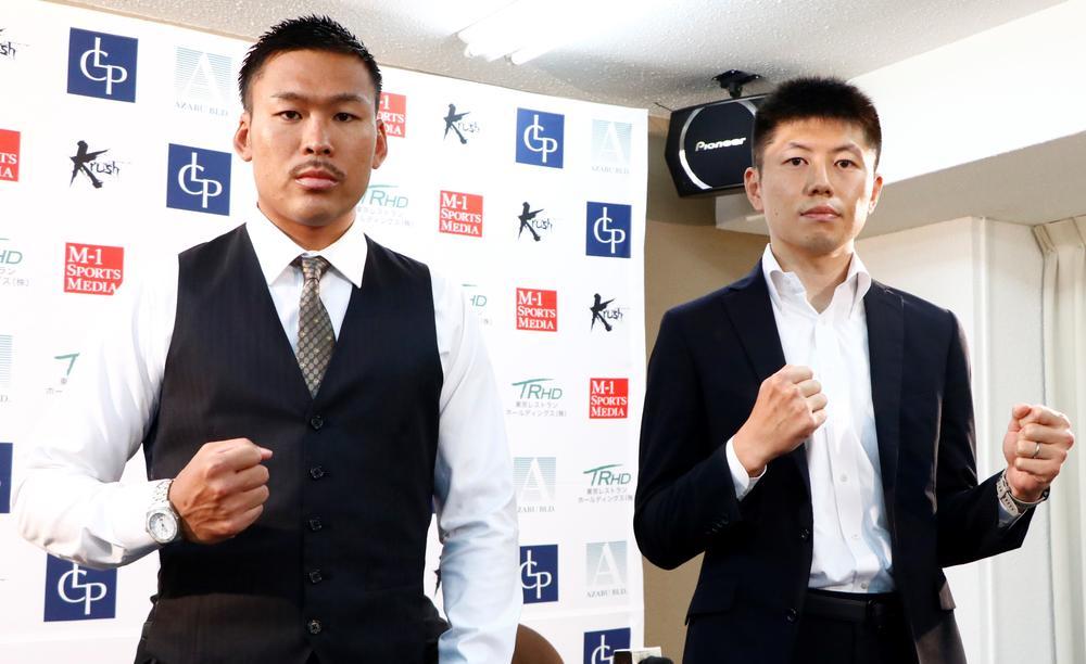 【Krush】鈴木勇人vs松本篤人、元・暴走族と現役国家公務員の異色対決が決定