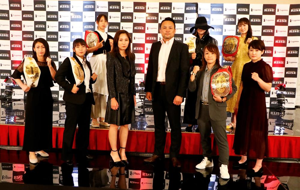【RISE】女子最強決定トーナメントの組み合わせ決定、女帝・寺山日葵「私が優勝する」