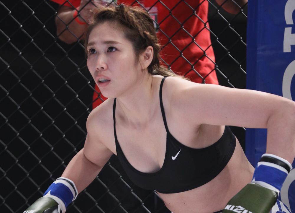 【DEEP】KINGレイナとの再戦決まった熊谷麻理奈「今回は決着試合にさせてもらいます。2度と戦いたくないって思わせる」
