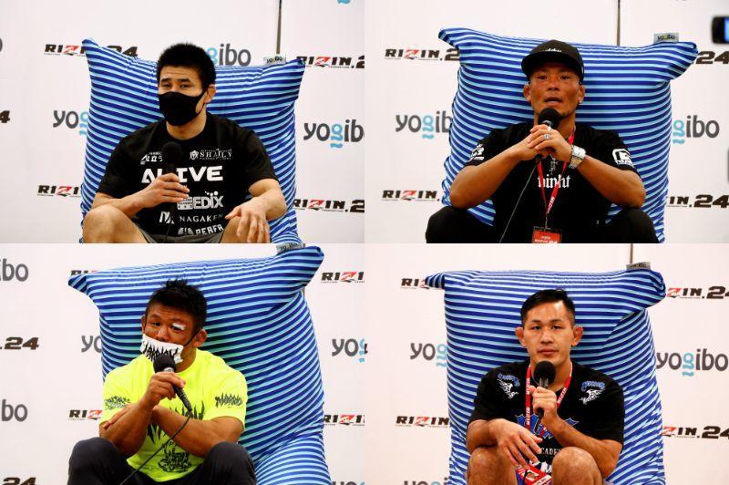 【RIZIN】3つの割れた判定──ライト級・久米vs.北岡、武田vs.川名、大原vs.矢地で勝者と敗者は何を語ったか=9月27日(日)さいたま
