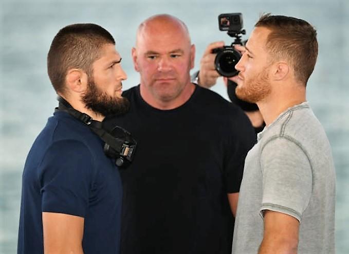 【UFC】ヌルマゴメドフ「今日のチャンピオンが明日はどうなるか分からないのがこの世界」vs.ゲイジー「親が自分のためにしてきたことに報いることに優ることはない」