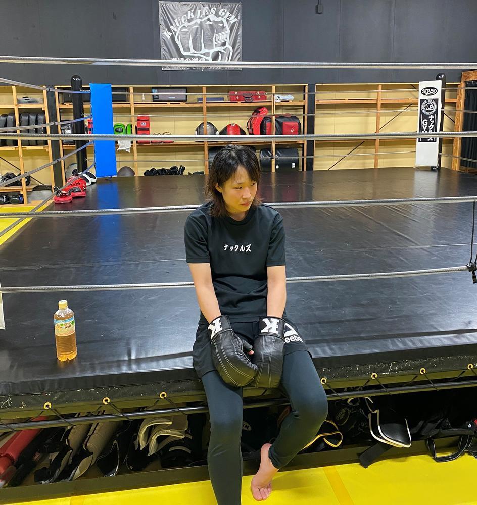 【REBELS】ぱんちゃん璃奈と対戦のMARI「初黒星を付けるのは私です。主催者の思惑通りにはさせません」