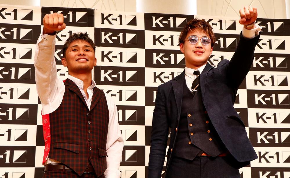 【K-1】交流のある瓦田脩二との対決に大沢文也「胸は借りなくていい。俺のことをちゃんとぶっ倒しに来てくれ」
