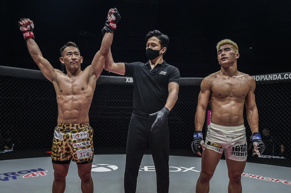 【ONE】チャンミンをKOした高橋遼伍、斎藤裕の勝利に「格闘技ってちゃんと実力があるやつが光らなきゃ」
