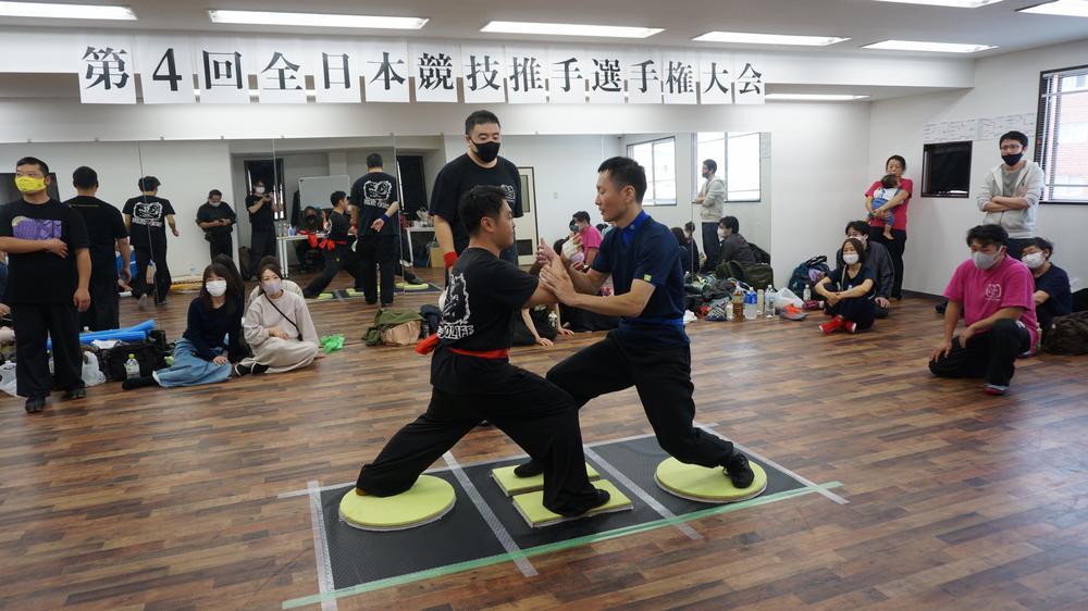 【競技推手】新しい中国武術の競技大会を開催「視覚障害者競技としても広めていきたい」、台湾で世界大会も