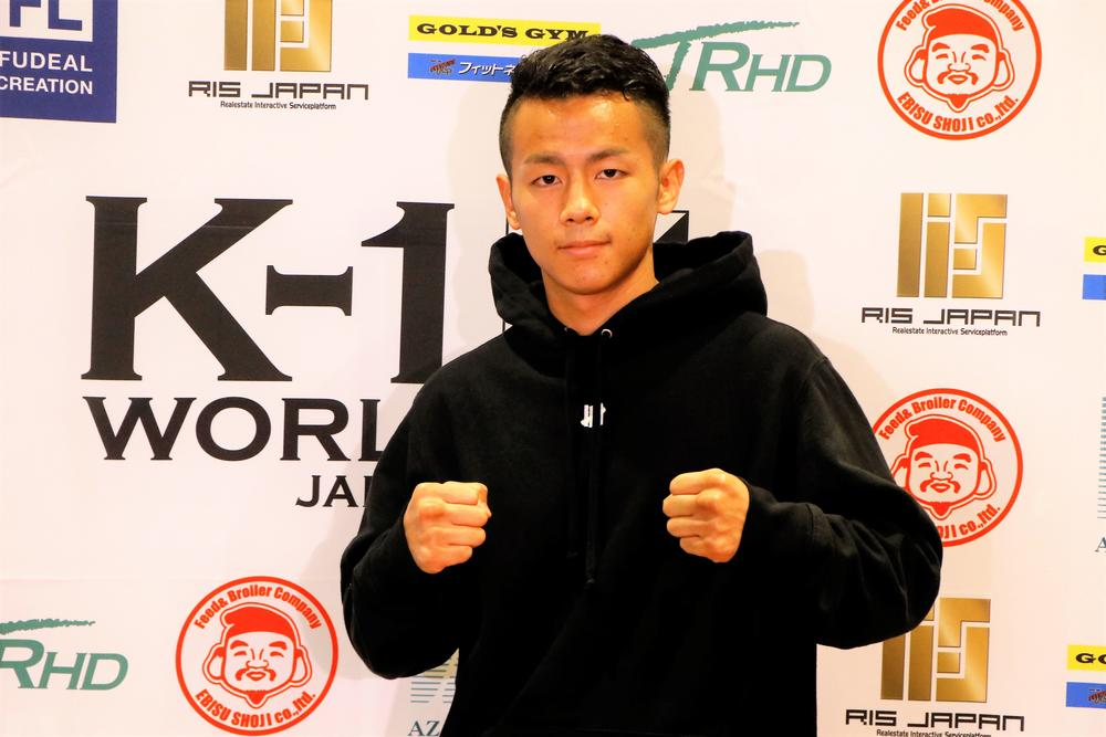 【K-1】武居由樹がK-1卒業インタビュー、ボクシング転向は怪我があったから、井上尚弥からは「頑張ってね」