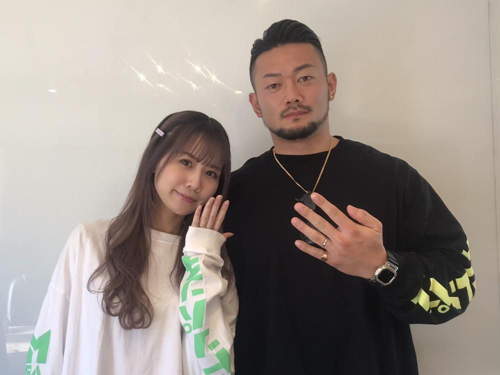 【K-1】愛鷹亮が元AKB48の佐藤すみれさんとの結婚を発表、夏に第一子も
