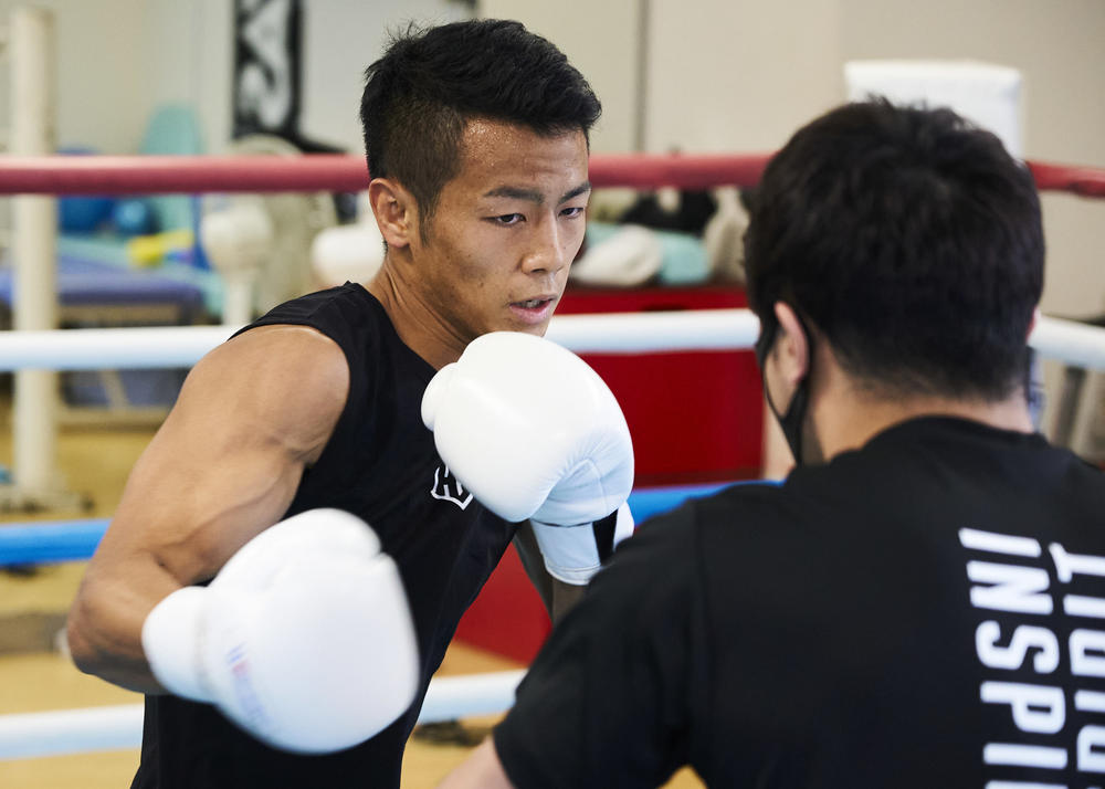 ボクシング】元K-1王者・武居由樹がプロテストB級に合格「ボクサーとしてスタートラインに立てました」 - ゴング格闘技