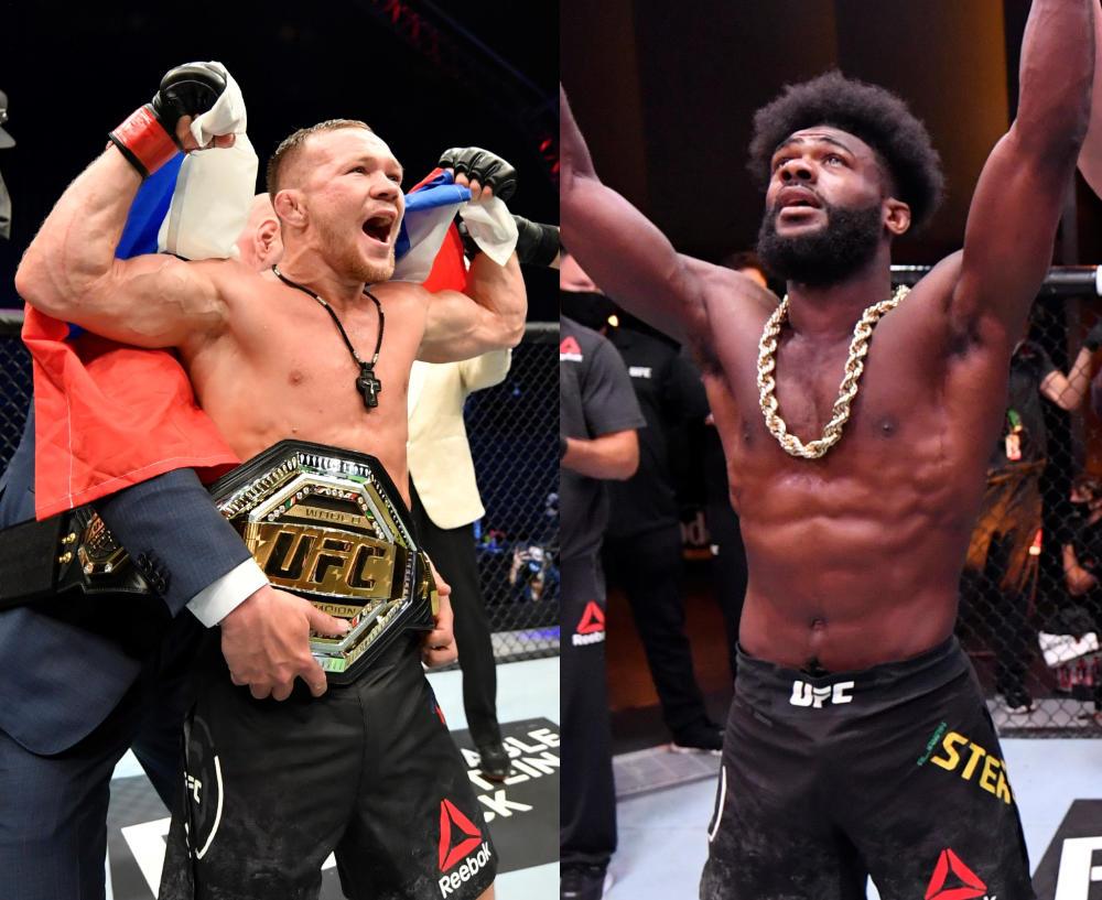 【UFC】3月6日、バンタム級王座戦ピョートル・ヤンvs.アルジャメイン・スターリングで「UFC 259」が3大王座戦に。ヤンはATTで調整