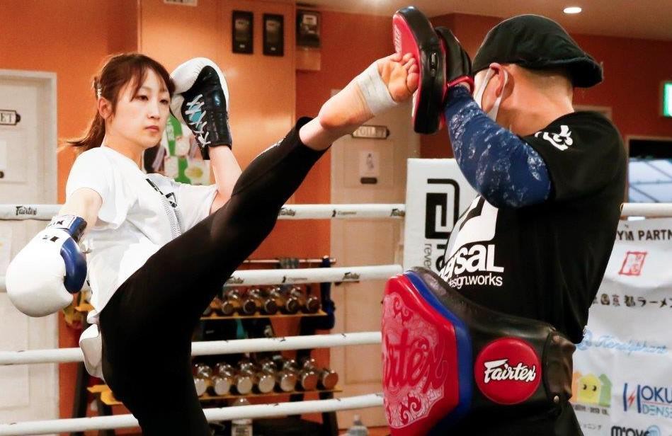 【RISE】格闘技の実力も女子力もアップの寺山日葵「前蹴りは自分の武器なのでしっかり当てていきたい」
