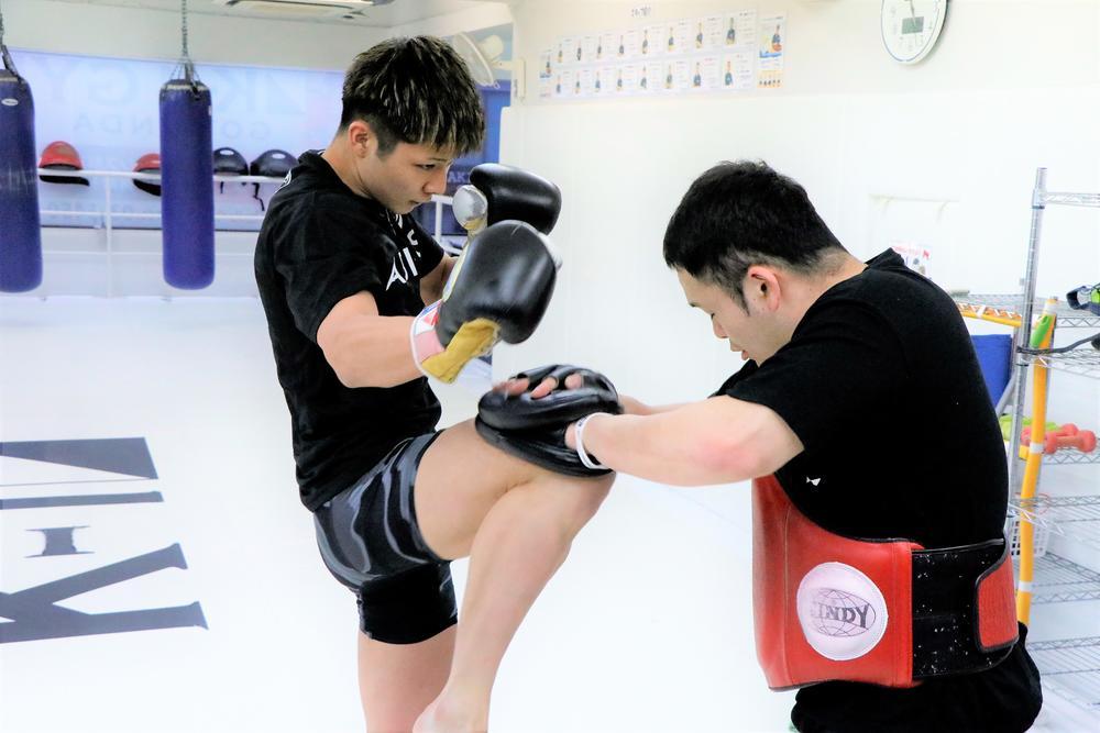 【K-1】「今の時点で自分がK-1でもトップ」と言い放つ玖村将史「圧倒的な勝利と強さを見せる」