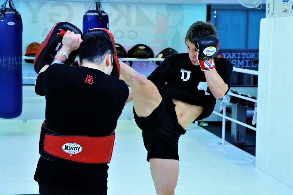【K-1】才賀紀左衛門と対戦する玖村修平「昔のK-1選手と今のK-1選手が交わるとどうなるのか楽しみ」