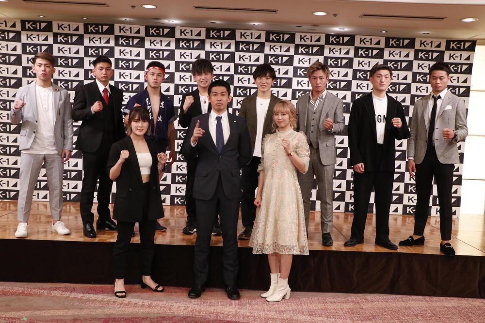 【K-1】バンタム級日本最強決定トーナメント開催、MIOvs菅原美優の女子注目の一戦も