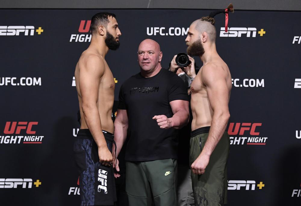 """【UFC】元RIZIN王者プロハースカが計量パス、強豪レイエス相手に連勝なるか「僕の格闘技のなかにある""""美しさ""""のようなものを見せたい」"""
