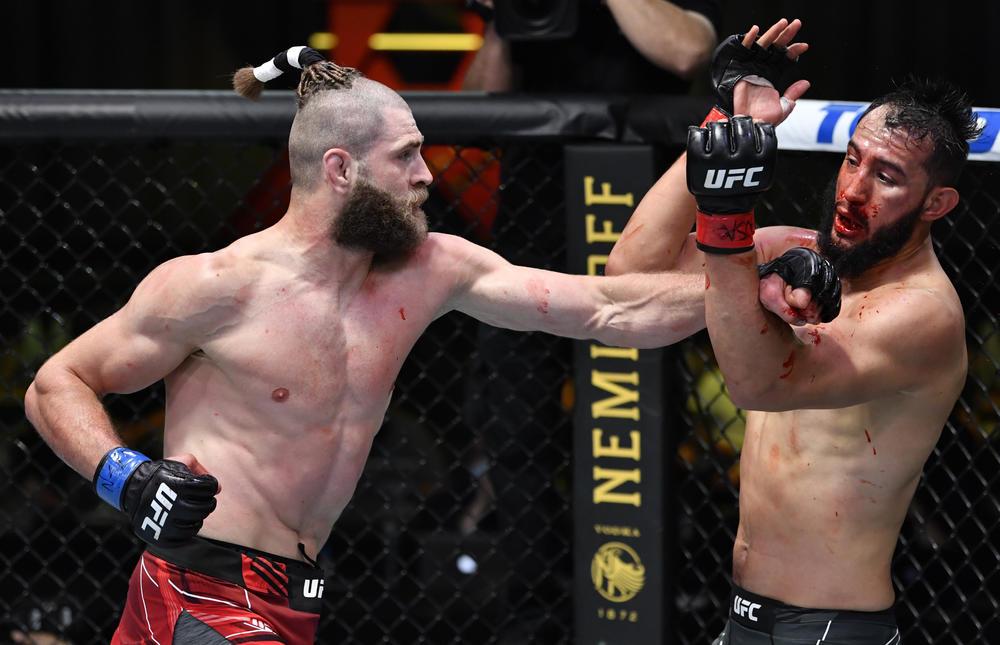 【UFC】衝撃KOで挑戦権獲得! UFCとRIZIN、初の二冠王に向けイリー・プロハースカ「Wボーナス? 森の中の小さな家で、熟練するために毎日をただ鍛錬に費やしたい」