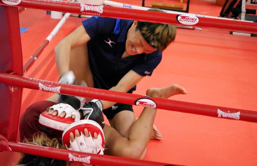 【RISE】15歳年下・寺山遼冴と対戦する京谷祐希「どれくらい俺を楽しませてくれるのかな、とワクワクする」