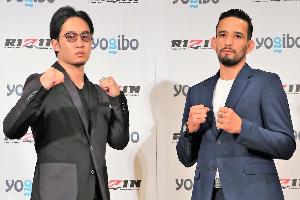 【RIZIN】朝倉未来vsクレベル・コイケ会見全コメント、「彼が1回ミスすればその1回で絶対にフィニッシュする」(クレベル)魔裟斗のアドバイス得た朝倉「KOしたい」