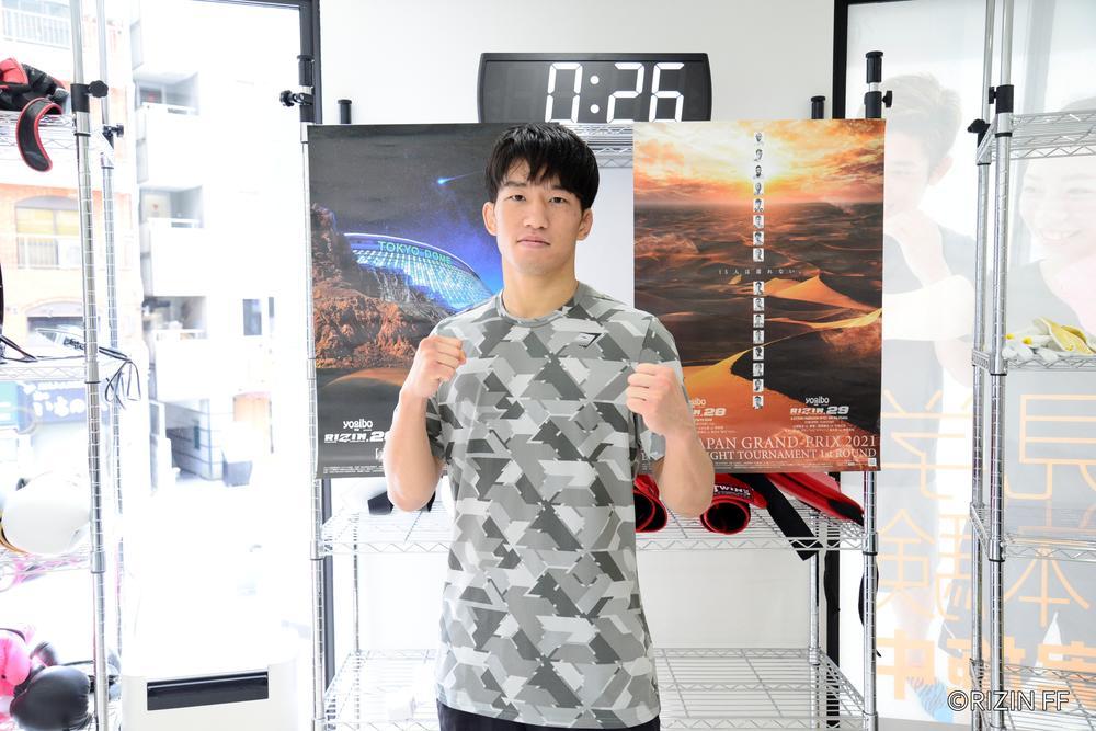 【RIZIN】朝倉海「パンチに偏っていたスタイルを変えた」よりオールラウンダーに進化「過信せず確実に勝ちに行く」