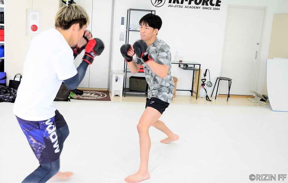 【RIZIN】朝倉海がYouTubeでコラボした魔裟斗、ジークンドーのエッセンスを取り入れる「試合でも出したい」