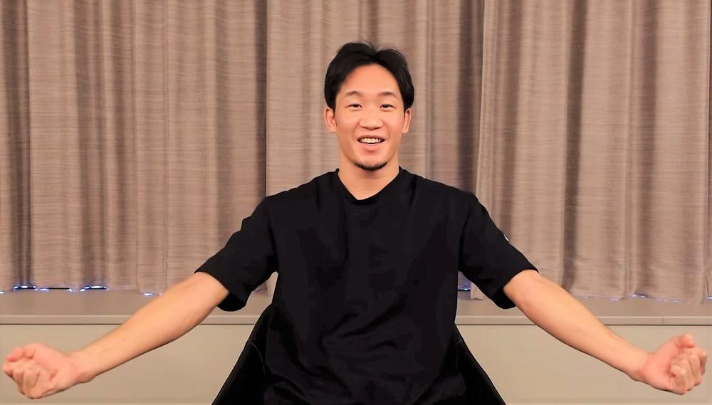 【RIZIN】朝倉未来が満面の笑顔で「楽しみだぜぇーっ! あとはやるだけ」バキバキの肉体も披露