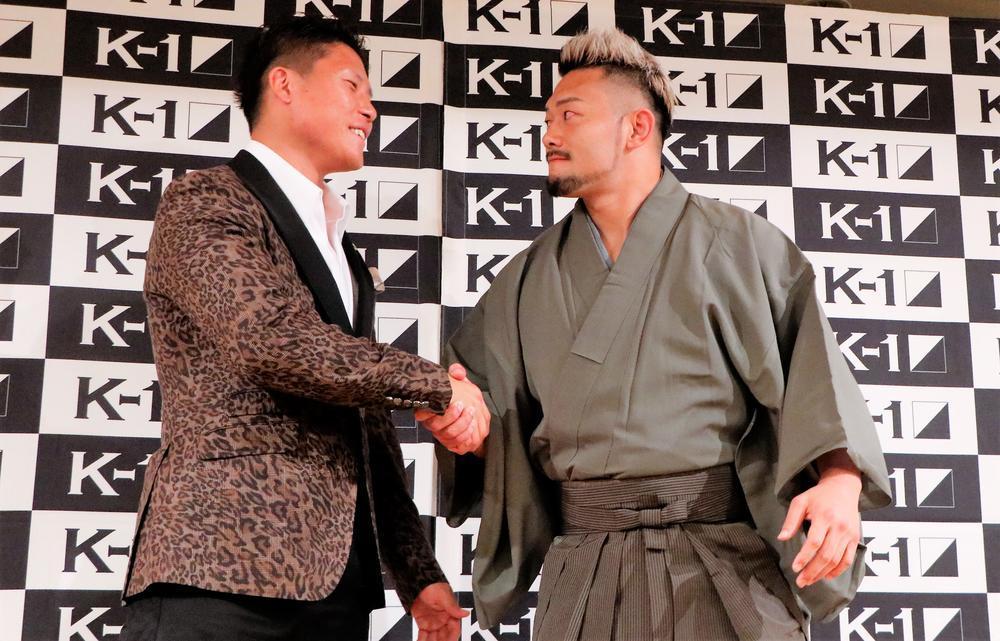 【K-1】愛鷹亮、K-Jeeとの決着戦に勝って完全復活へ「本当の自分を取り戻して、肉弾戦・しのぎ合いに勝つ」=7.17(土)福岡