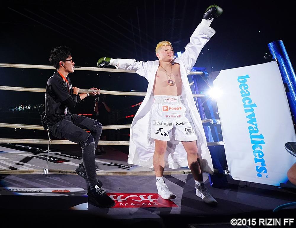 【RIZIN】「那須川天心vs.3人スペシャルマッチ」のルールが決定=6月13日(日)東京ドーム