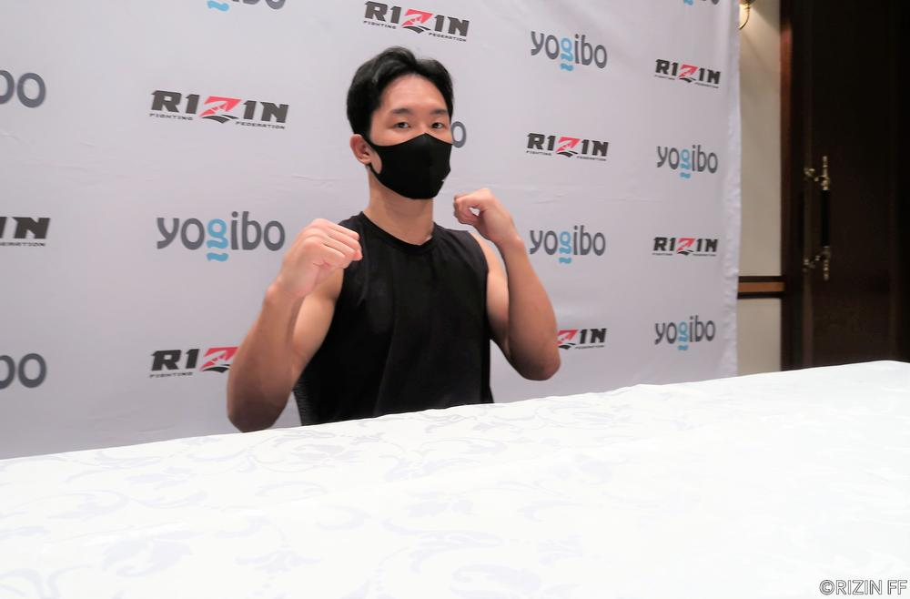 """【RIZIN】朝倉未来が""""覚悟""""を決めた「最終は根性の勝負。判定で根性のある方が勝つ」リミットまではあと4kg"""