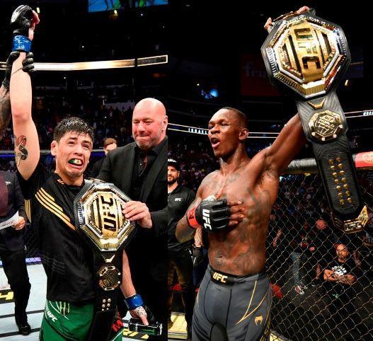 【UFC】アデサニヤが王座防衛。モレノがフィゲイレードを極め、メキシコ人初のUFC世界王者に! エドワーズ勝利もネイトは見せ場作る、ムハマッドがマイア下す、クレイグが圧巻サブミッションTKO!=UFC 263