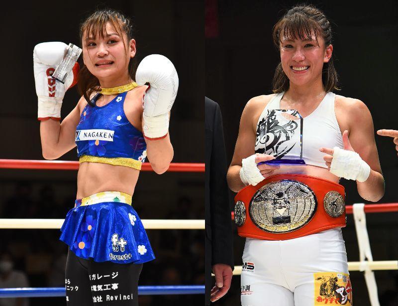 【シュートボクシング】女子格闘技真夏の祭典を2年ぶり開催、未奈とMISAKIが出場