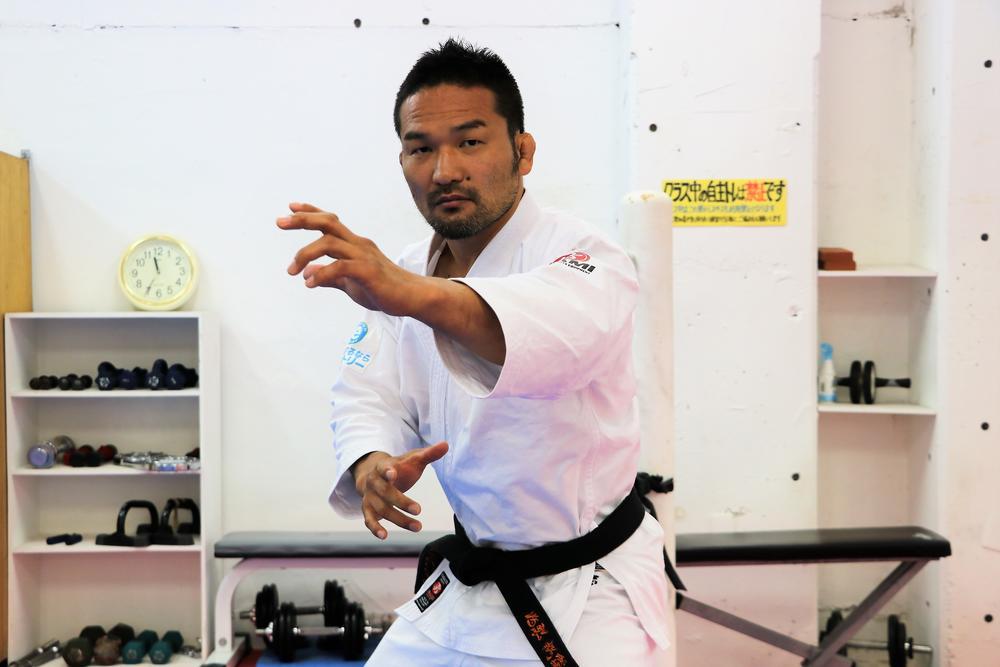 【BREAKING DOWN】菊野克紀が元大相撲力士と対戦、朝倉未来の1分間大会に「空手衣で出る。路上では服を着ているから。出来れば素手がいい」