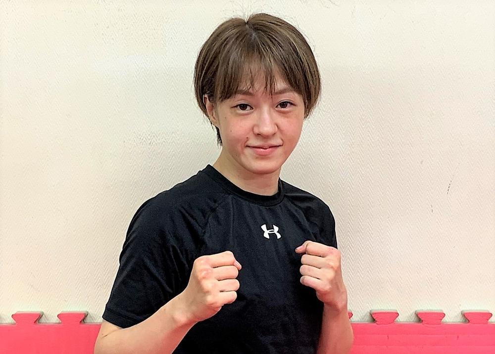 """【修斗】中村未来「""""噛ませ犬""""は卒業したい。打ち勝つイメージはできています」=7月25日(日)後楽園でSARAMIと挑戦者決定戦"""