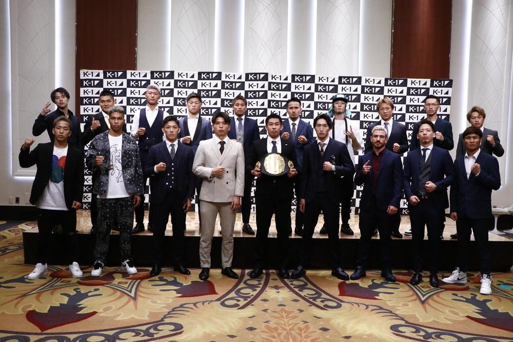 【K-1】第2代ウェルター級王座決定トーナメントを開催、野杁正明、安保瑠輝也らが参戦