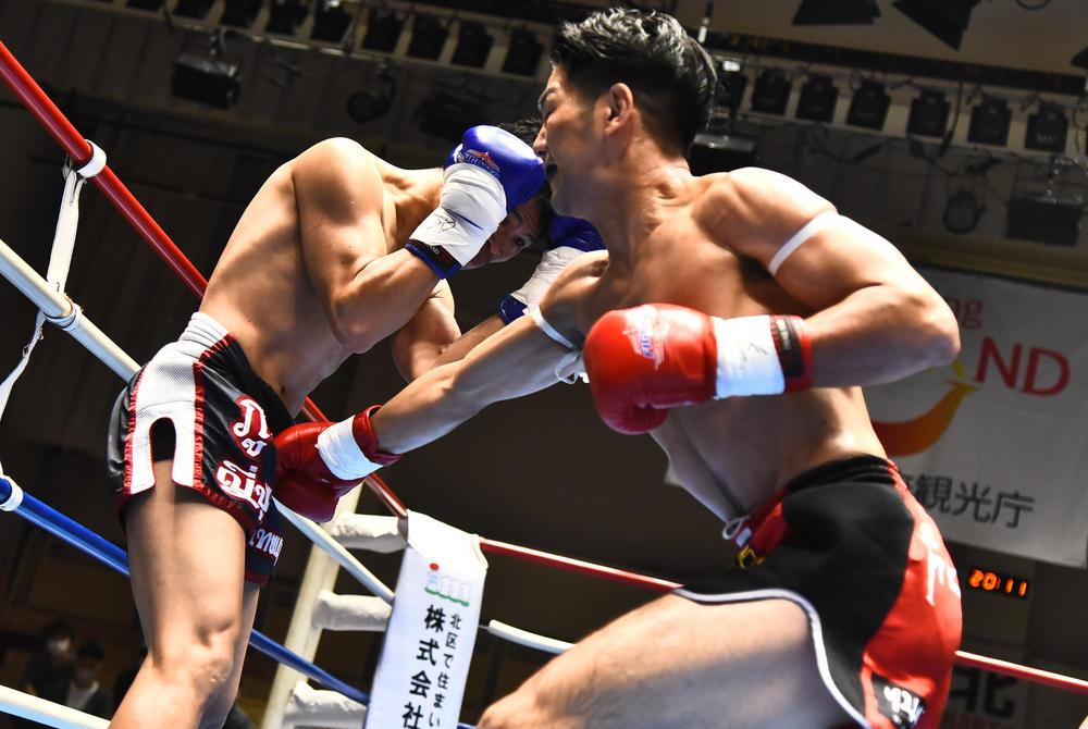 【スックワンキントーン】福田海斗が3連勝、鈴木真治はチューチャイに及ばず、MASAが二冠王に、リクが逆転TKO勝ち、滝口幸成がモトヤスックに衝撃KO勝ち