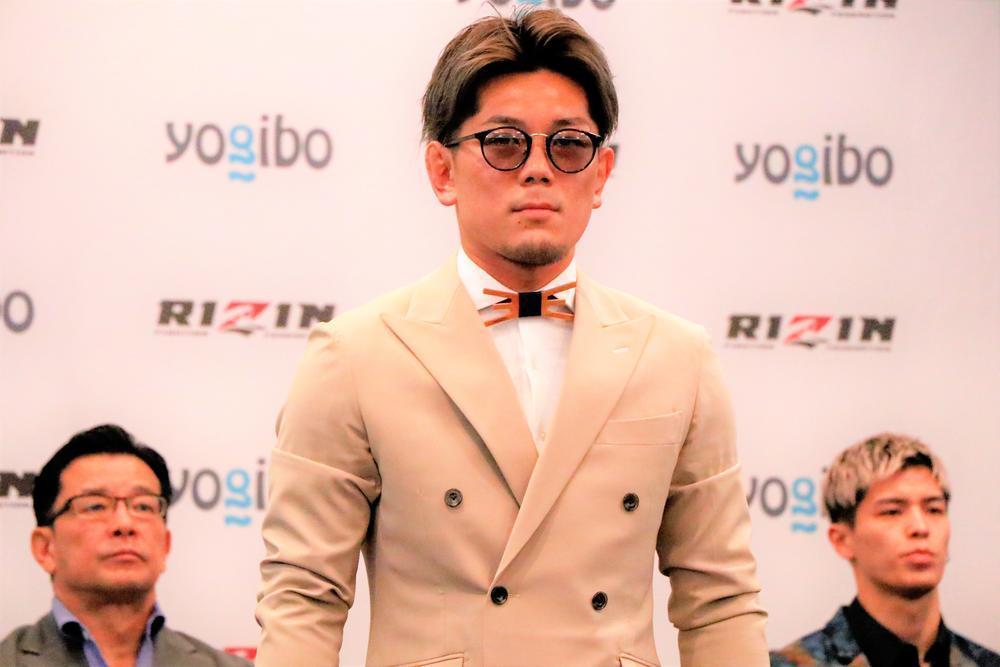【RIZIN】皇治が沖縄で復帰戦、対戦相手は「生意気な皇治に一泡吹かせてやろうと思う、沖縄の選手にチャレンジして欲しい」(榊原CEO)